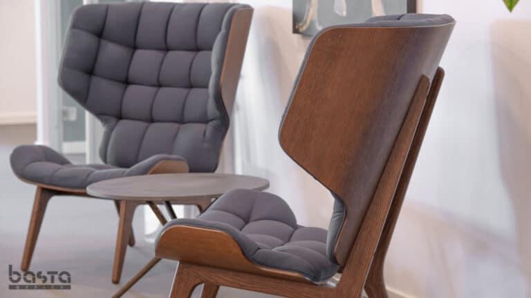 Mammoth Chair lænestole i venteområde