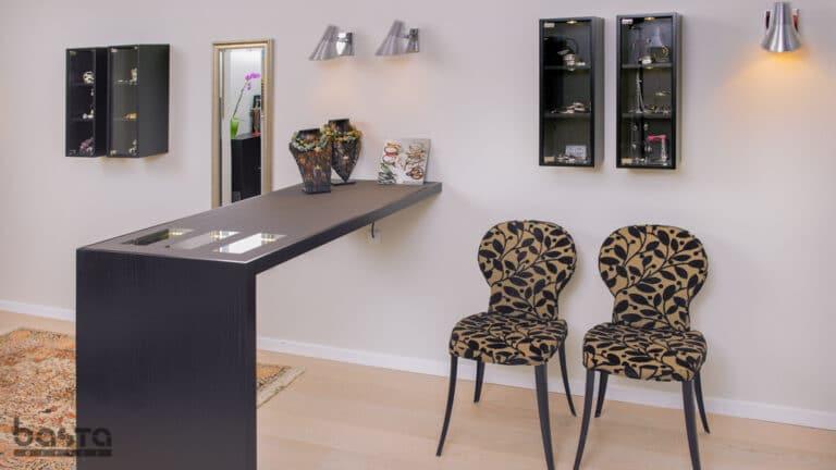 Smykkebutik i Gentofte