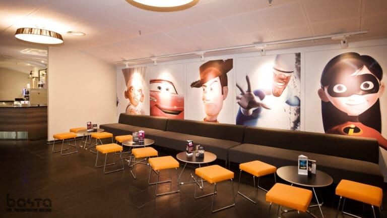 Biograf café lounge